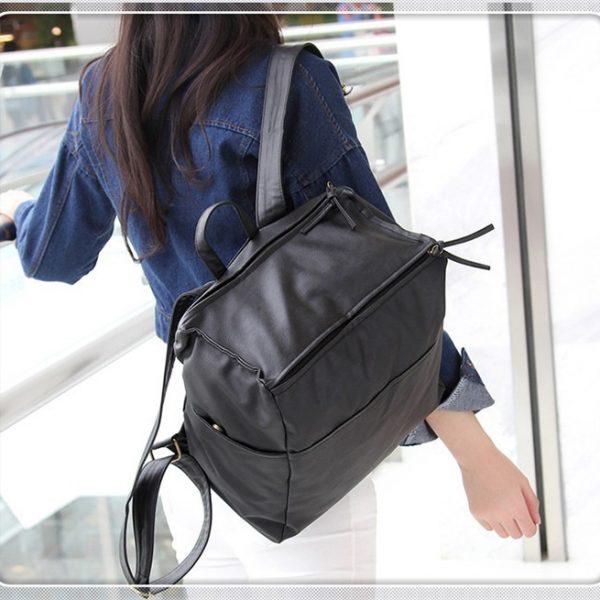 good quality waterproof nylon fashion camera backpack