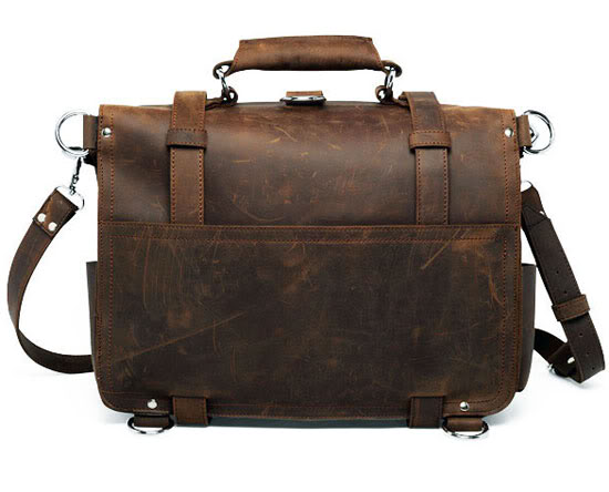 Horse Leather Briefcase