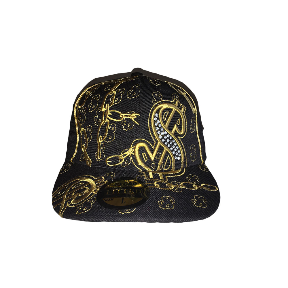 dollar sign baseball cap