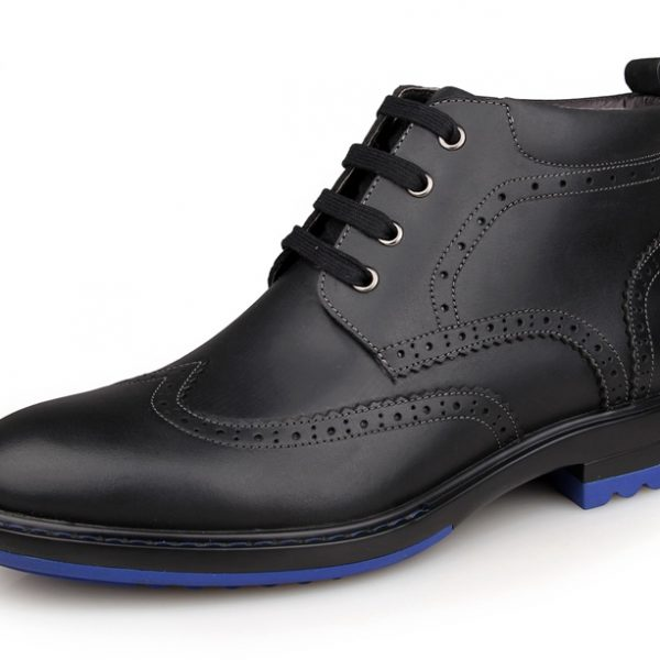 Cow Leather Men Leather Shoe