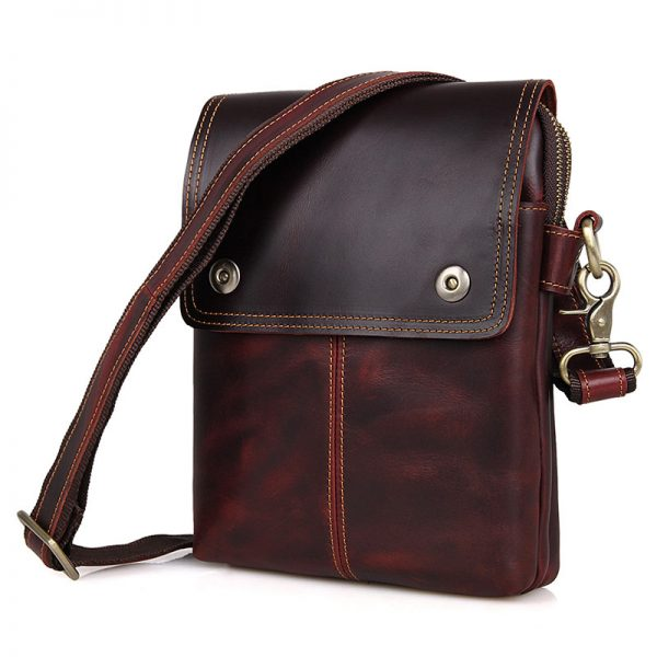 Style Cowhide Leather Bag